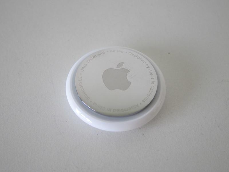 Apple AirTag - Back