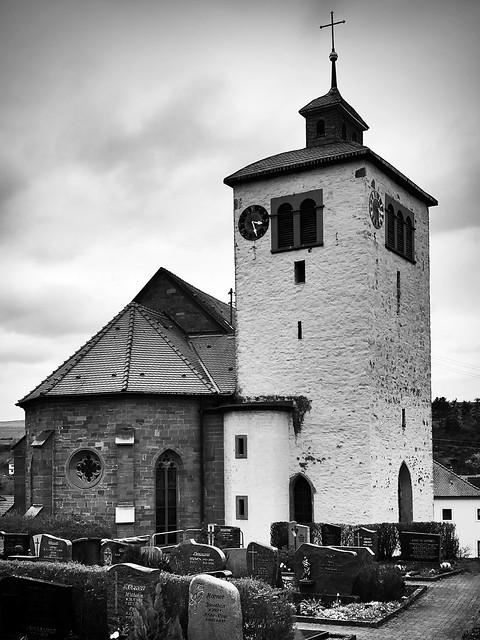 Church in BnW