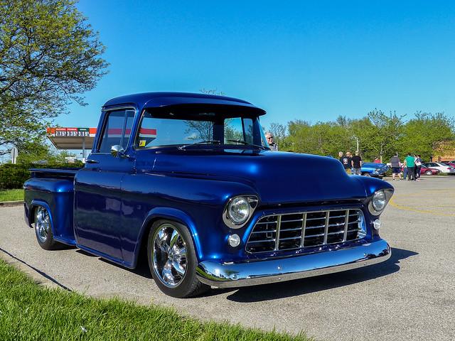 1955 or '56 Chevrolet Pickup Truck
