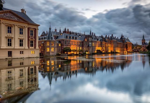 Houses of Parliament  / Hofvijver