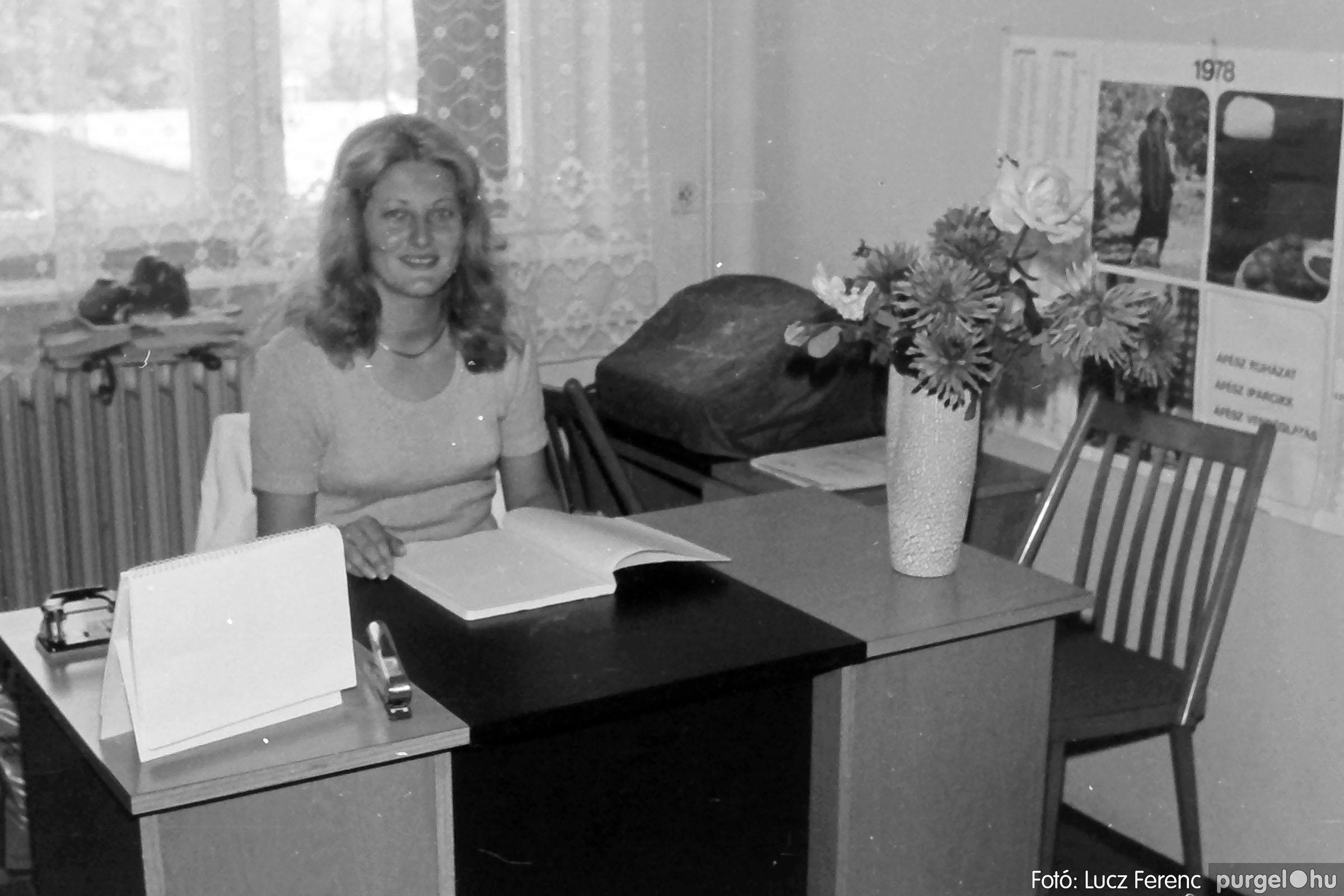 116. 1978. Fotók a tanácsházból 002. - Fotó: Lucz Ferenc.jpg