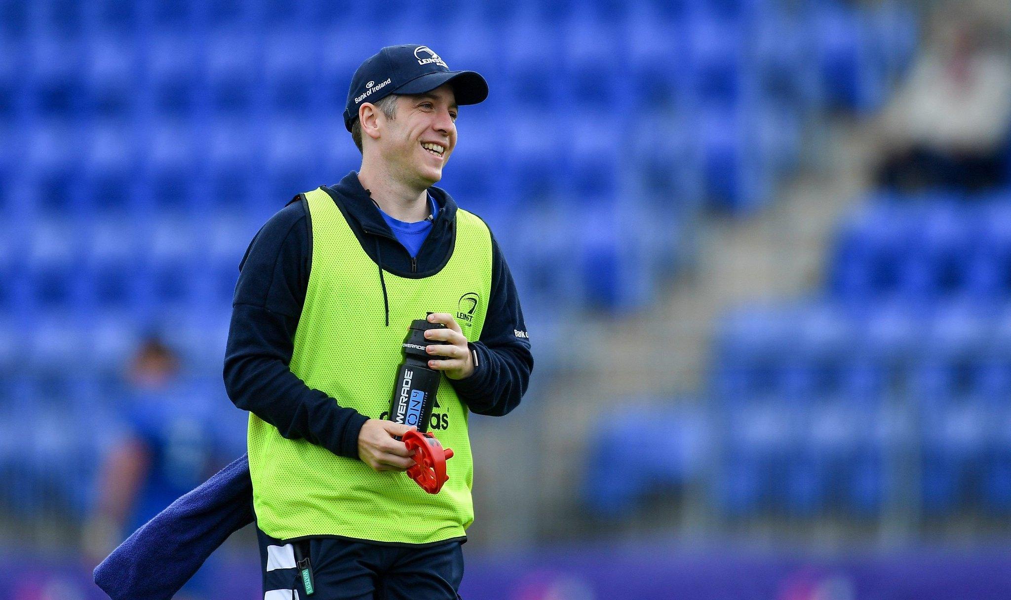 Joe McGinley Leinster Rugby