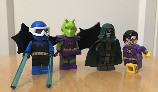 |Marvel Figs #30| Villains of Sorts