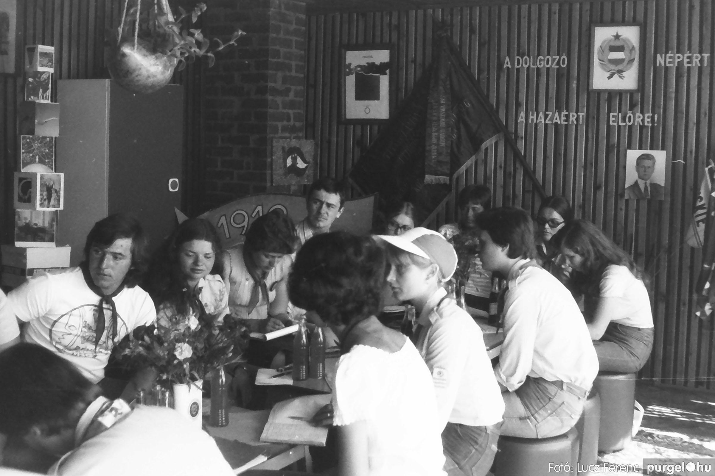 117. 1978. V. Országos ifjúvezetői találkozó 021. - Fotó: Lucz Ferenc.jpg