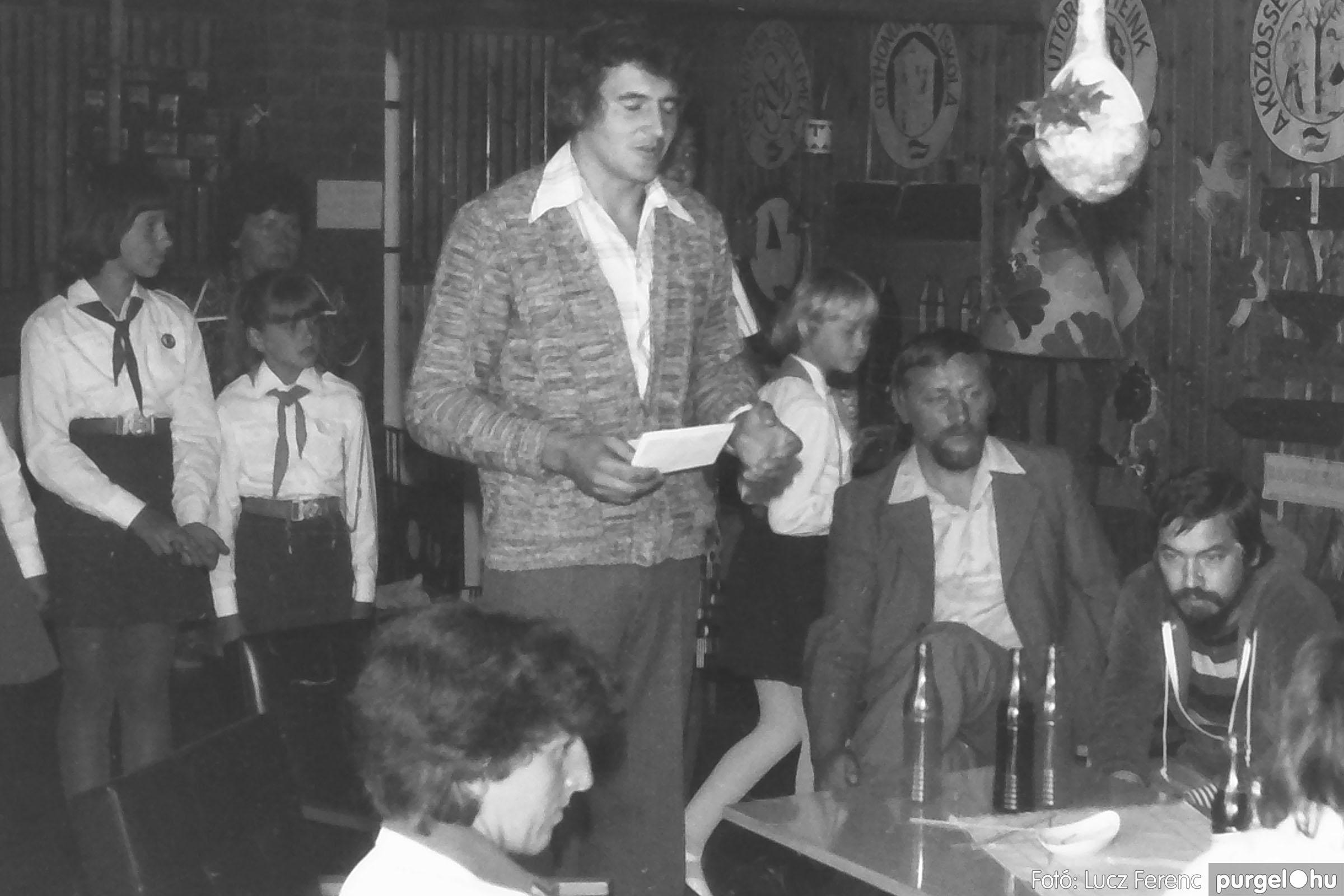 117. 1978. V. Országos ifjúvezetői találkozó 017. - Fotó: Lucz Ferenc.jpg