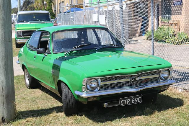 1969 Holden Torana (LC) GTR