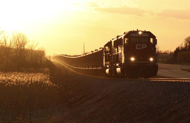 Sunset SD60s