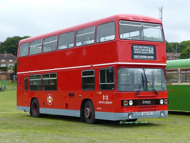 Southern Transit Ex South London L1 Leyland Olympian ONTL11.1r
