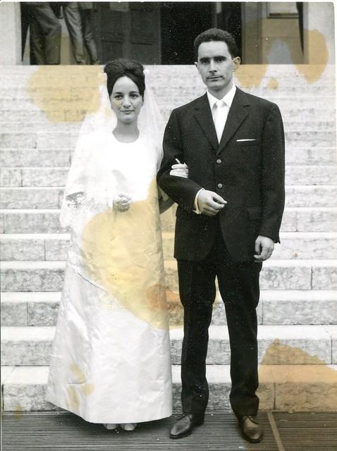 sandra e bruno - settembre 1964