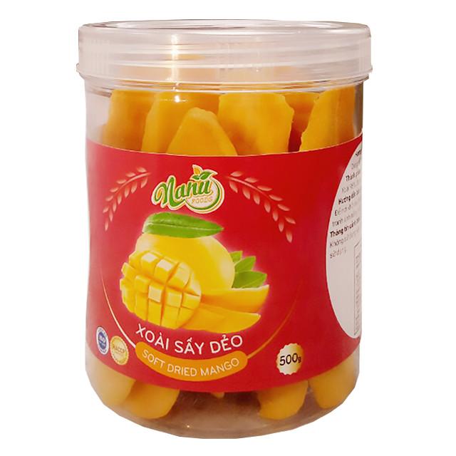 Mango jar 8