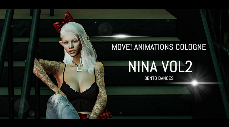 Move Animations Cologne - Nina v2