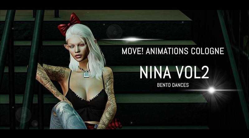 Move Animations Cologne - Nina v2