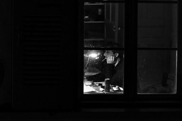 La nuit n'en finit plus... The night never ends...  #E-M10MarkII  #ART #Gimp #DigiKam
