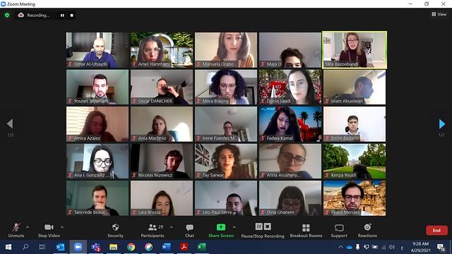 Natolin Online Study Trips 2021