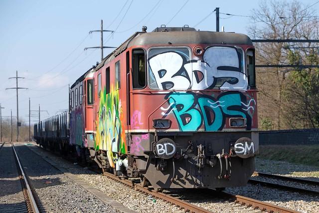 SBB Re 4/4 430 362 Kaiseraugst