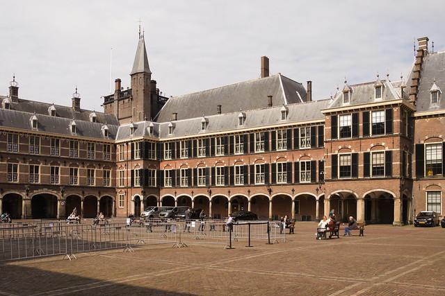 Den Haag - Stadhouderlijk Kwartier