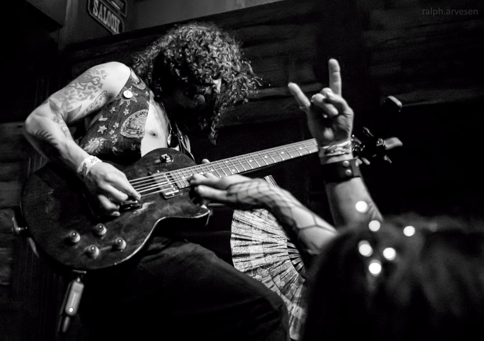 Holy Death Trio | Texas Review | Ralph Arvesen