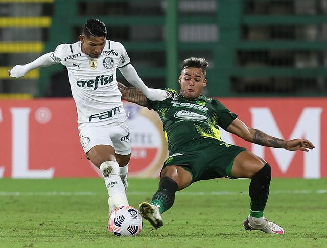 CONMEBOL Libertadores: Defensa y Justicia-ARG x Palmeiras (04/05/2021)