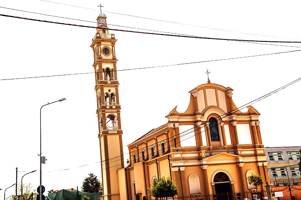 Saint Nicholas Catholic Church--Shkoder