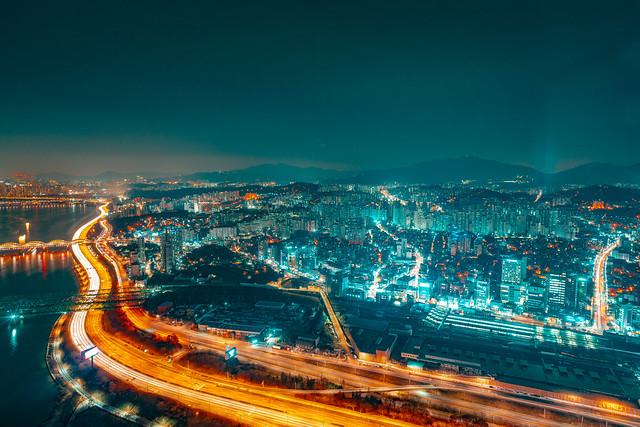 Nocturnal Seoul