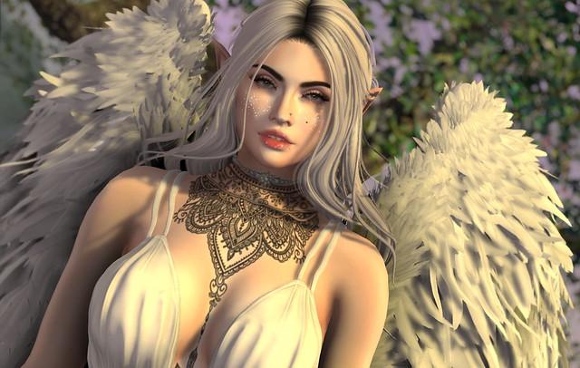 I found an Angel