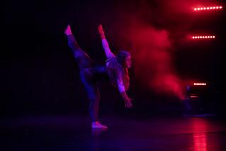 Barton Dance Theatre dancer