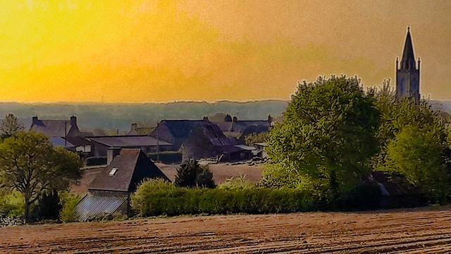 Mon petit village.