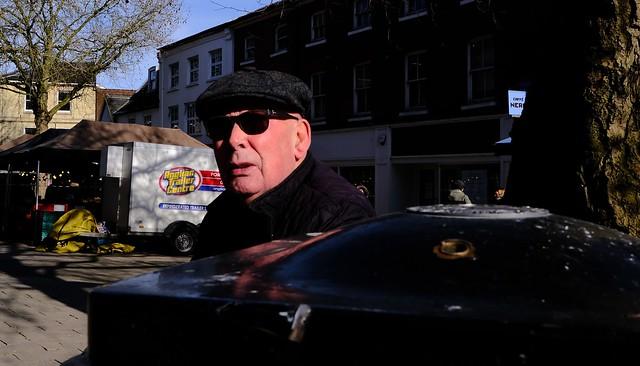 This is Brian- Suffolk Stranger Portrait No 87