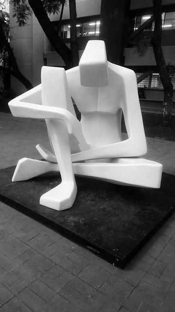Escultura Blanca