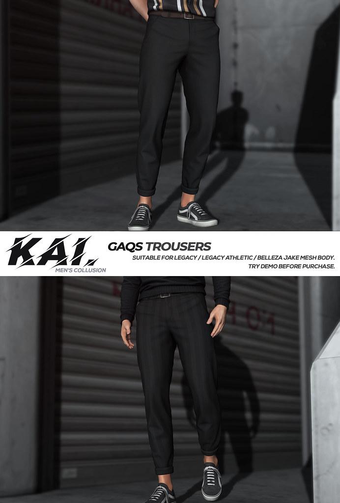 KAI – GAQS at TMD