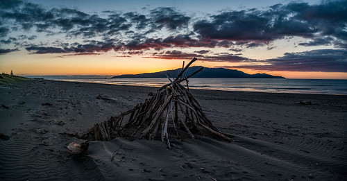 <p>... on Waikanae Beach, NZ</p>