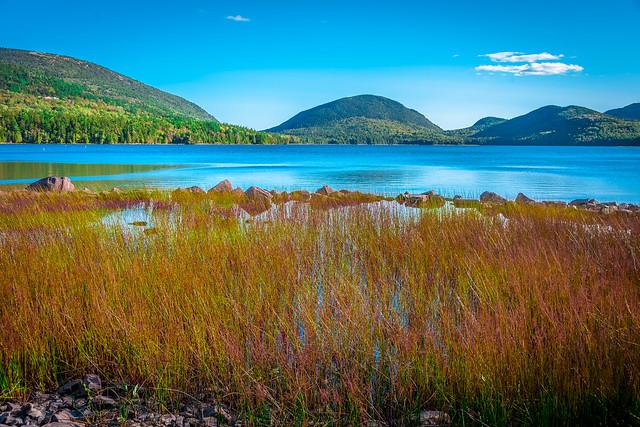 So Pristine, Peaceful .. Eagle Lake, Acadia National Park