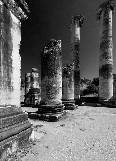 9 – Sardis, Temple of Artemis, The Temple South-Eastern Corner