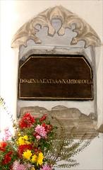 Domina Agatha a Narborough ('Dame Agatha of Narborough')