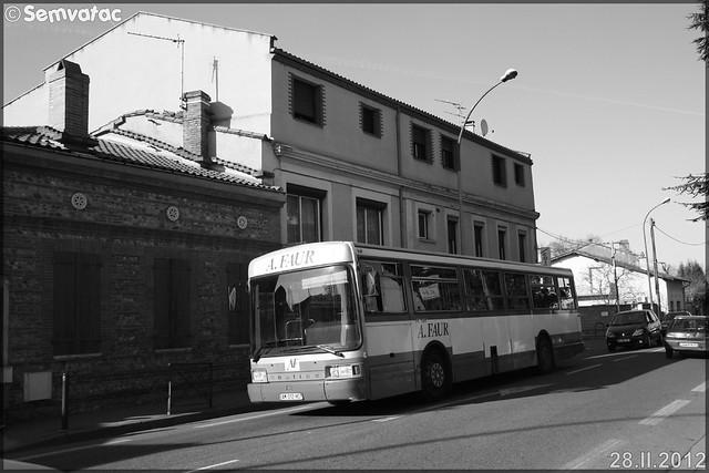 Heuliez Bus GX 107 – A. Faur ex Tisséo