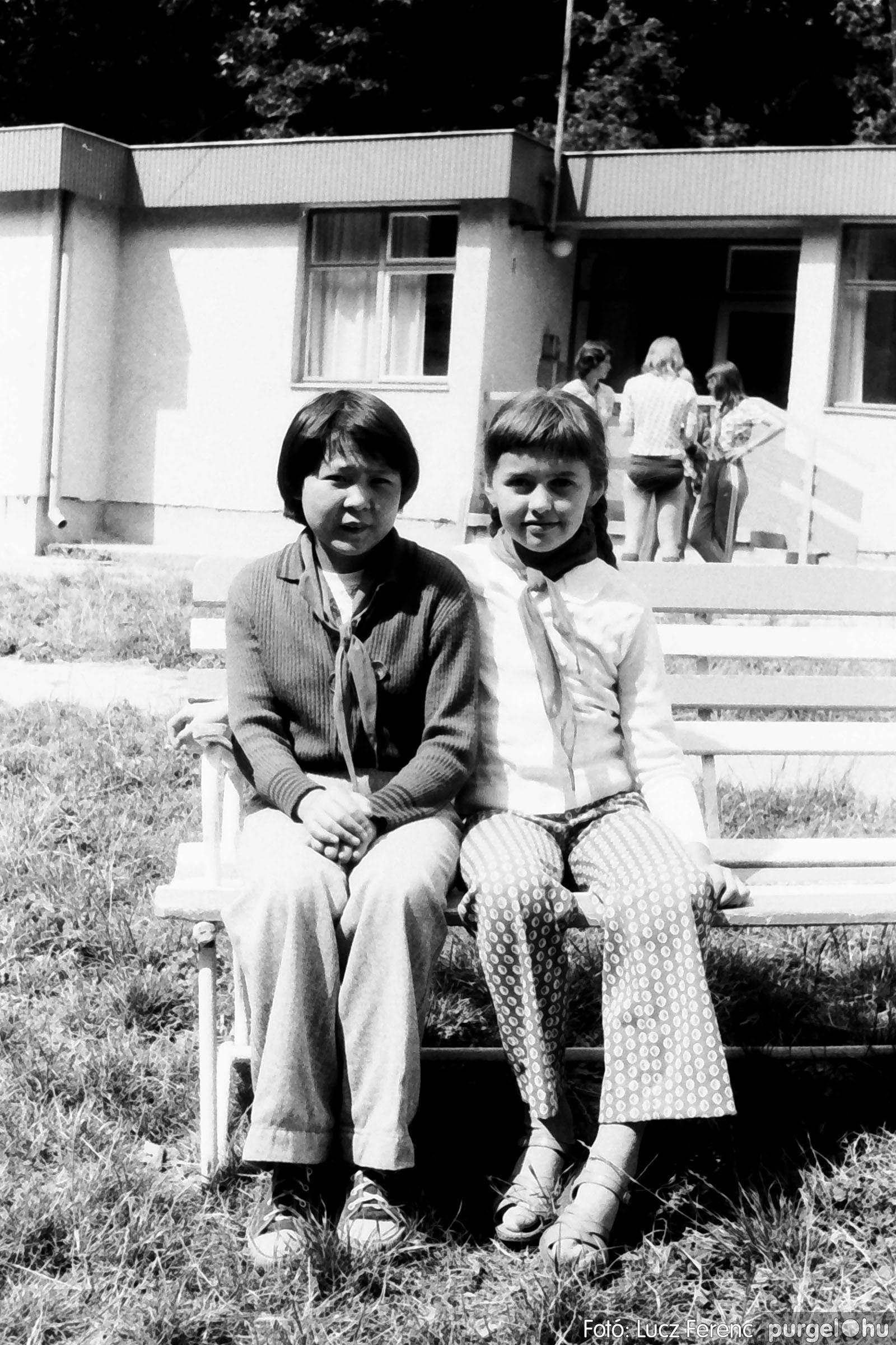 114, 115. 1978. Csillebérci emlékek 008. - Fotó: Lucz Ferenc.jpg