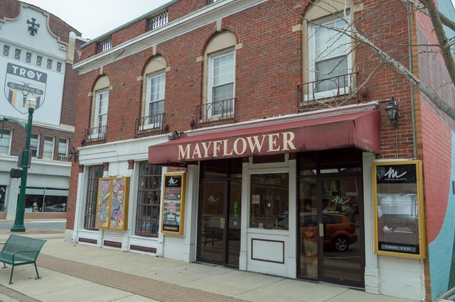 Mayflower Troy