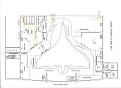 Hangar layout
