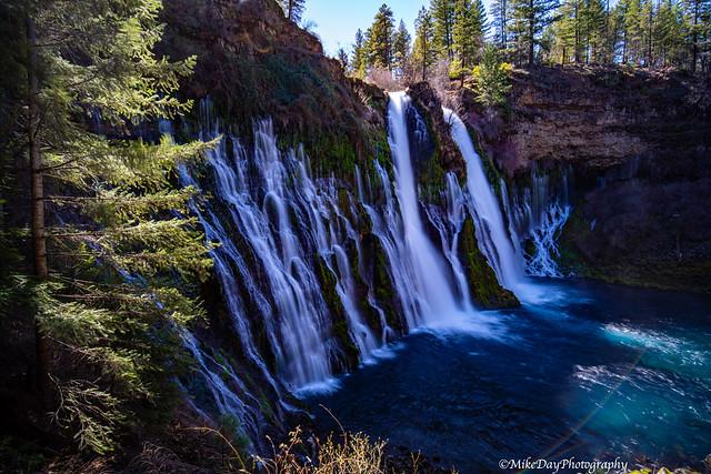 Burney Falls (Explored)