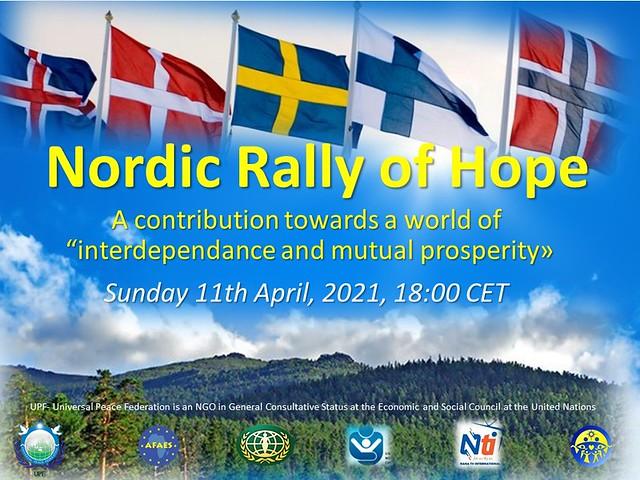 Norway-2021-04-11-Nordic Nations Host Regional Rally of Hope