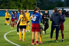 AWSL: Cup Halbfinal FCB-FCL 05-05-2021 Porcelli