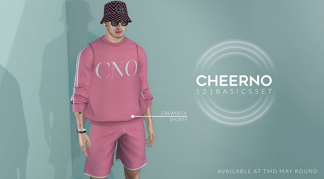 CheerNo S21 Basics Set - TMD