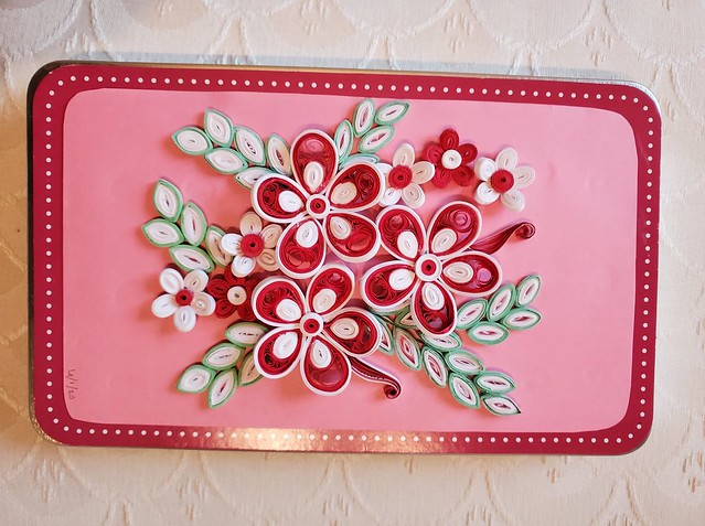 Wall Hanging Paper Quilling