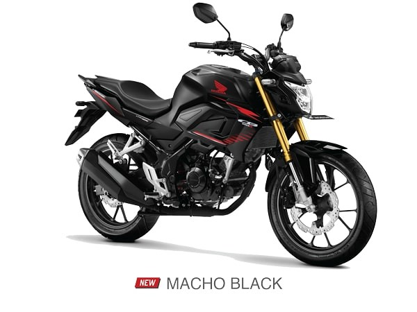 Honda CB150R Macho Black
