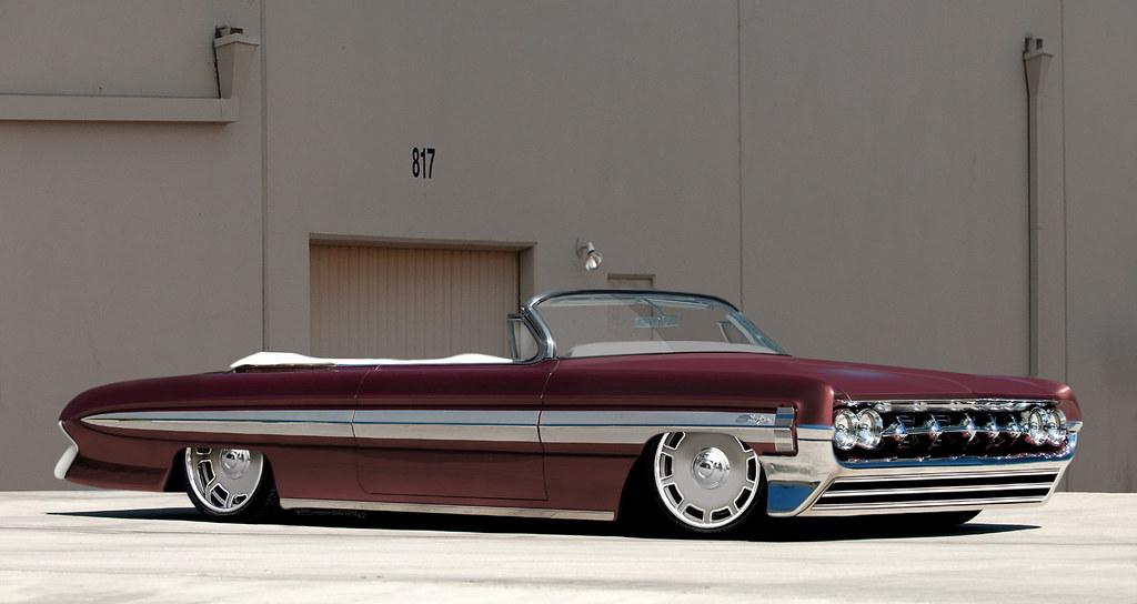 61'Oldsmobile Starfire
