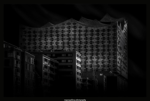 Elbphilharmonie As Dark Matter