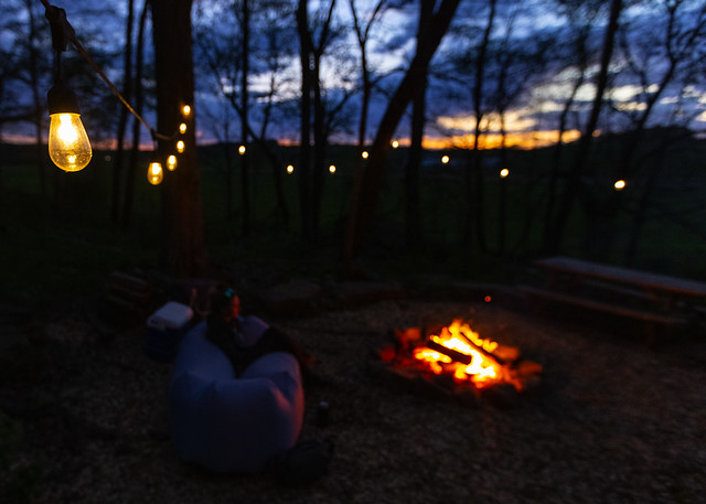 Camping Near Dundee