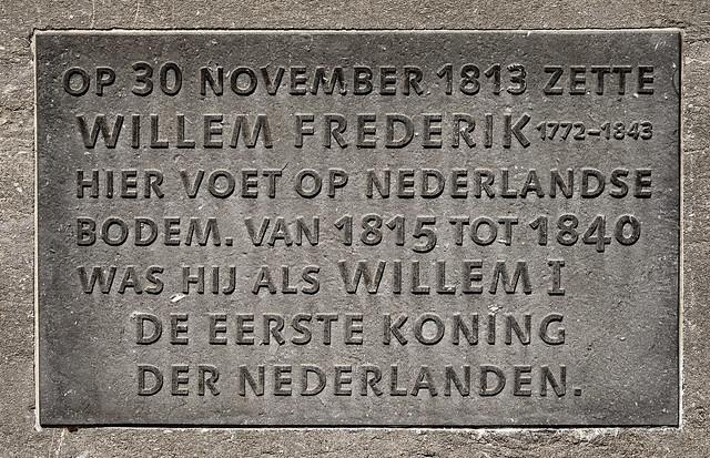 Landing Willem Frederik Scheveningen