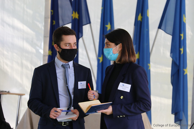 Simulation Game - EU Foreign Policy-Making in Times of Conflict in the EU's Neighbourhood