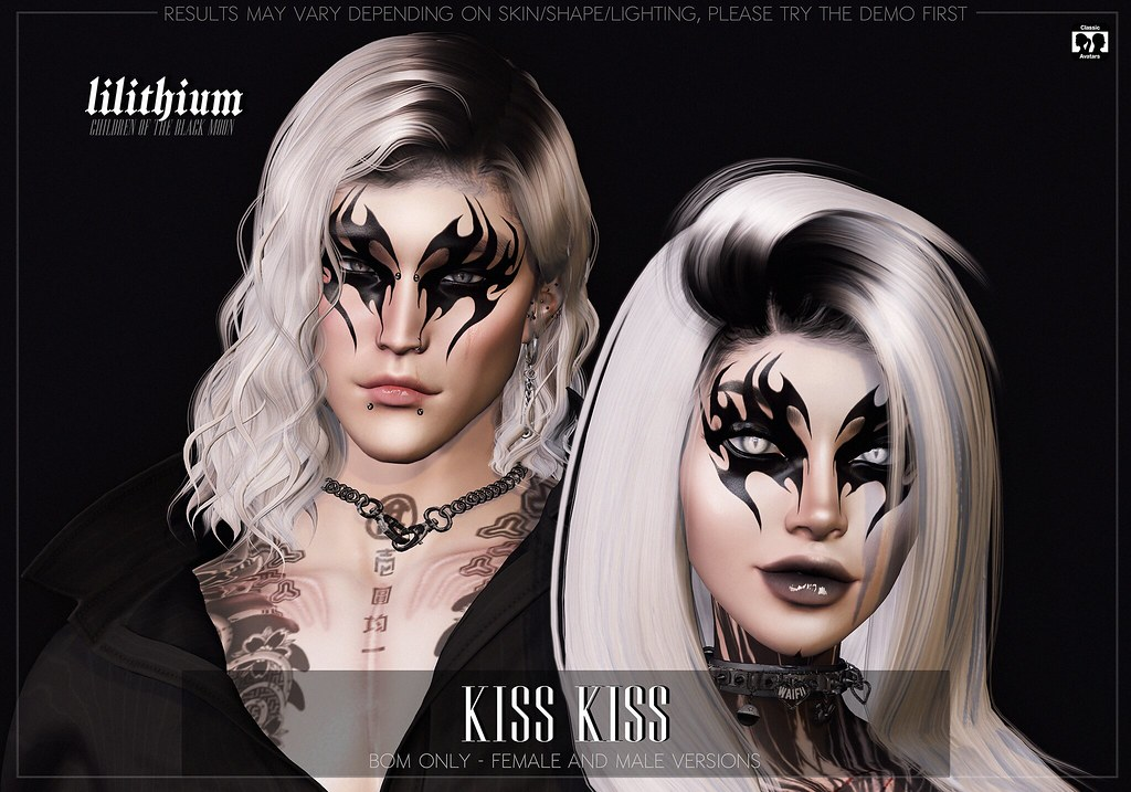 LILITHIUM – KISS KISS @Darkness Event